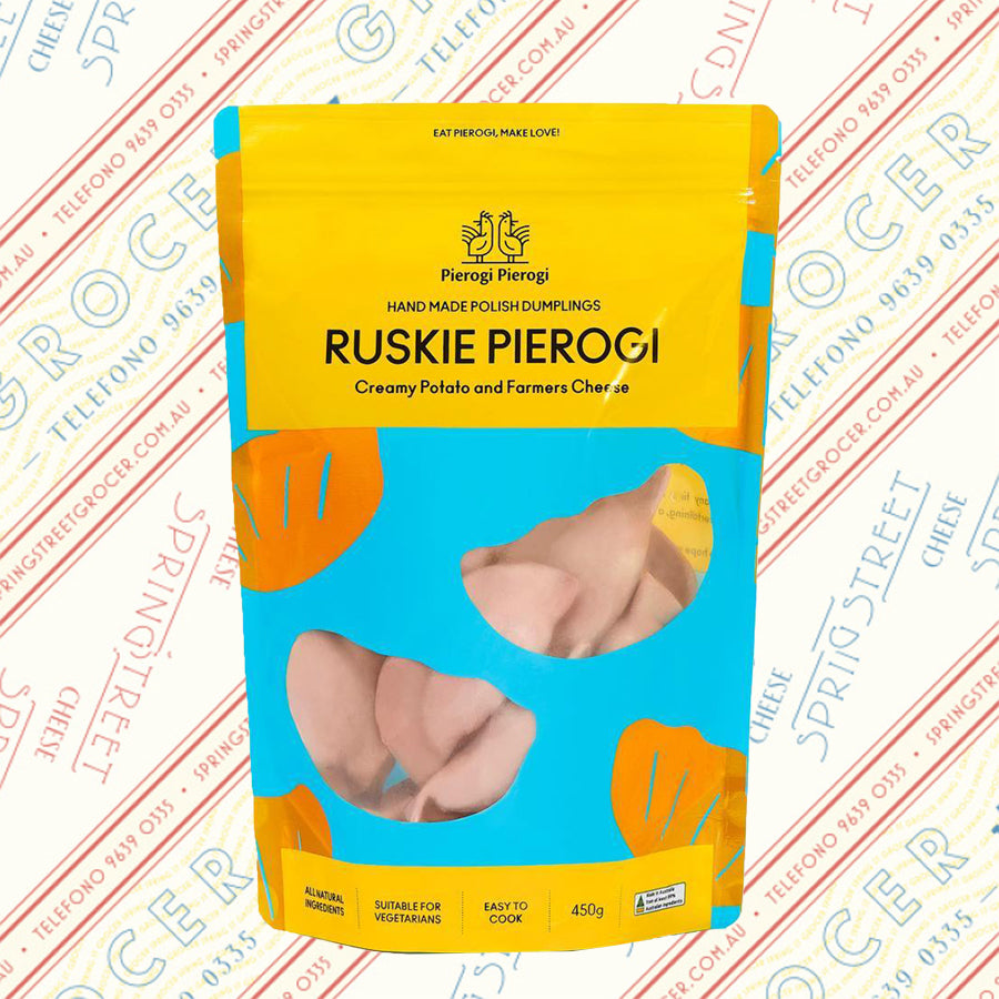 Pierogi Pierogi - Ruski (Potato & Cheese) 450g