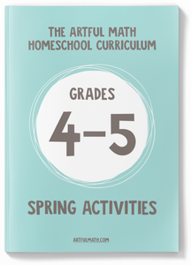 Discovery Math Homeschool Curriculum: Grades 4-5