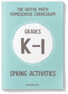 Discovery Math Homeschool Curriculum: Grades K-1