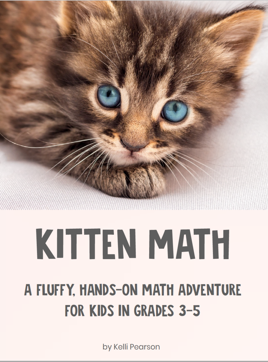 Kitten Math: The World's Most Adorable Math Project