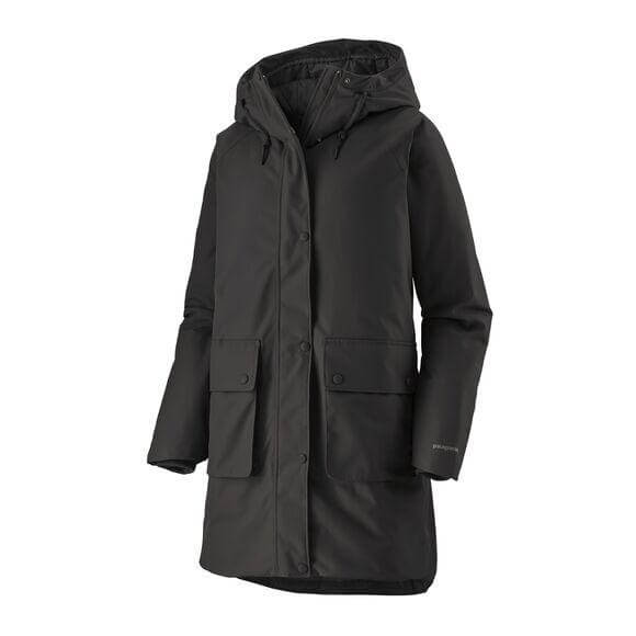 W's Great FalLong Sleeved Insulated Parka | Patagonia Bend