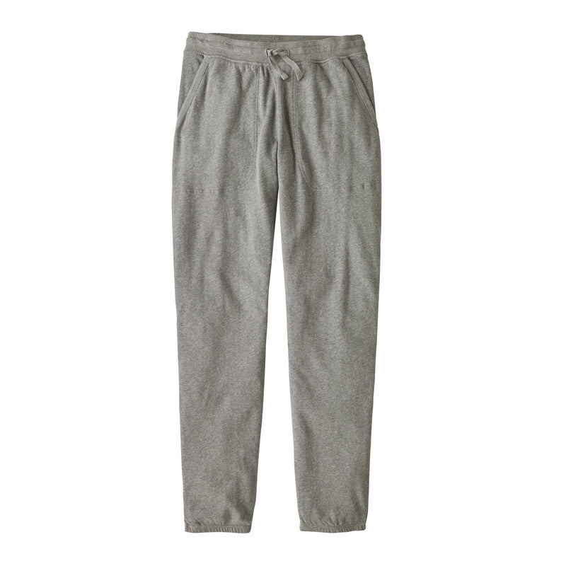 W's Organic Cotton French Terry Pants | Patagonia Bend
