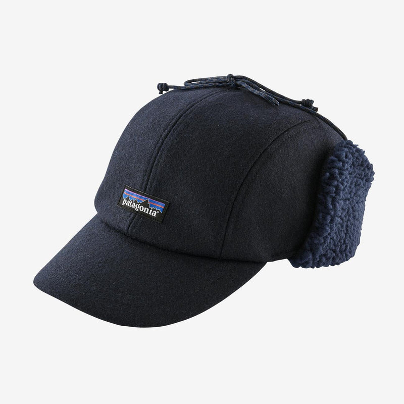 Recycled Wool Ear Flap Cap | Patagonia Bend