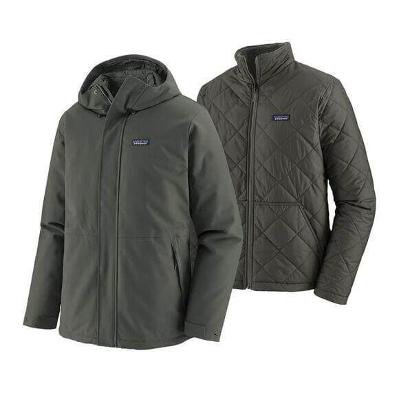 M's Lone Mountain 3-in-1 Jacket | Patagonia Bend