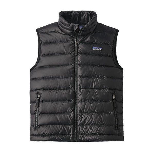 Boys' Down Sweater Vest | Patagonia Bend