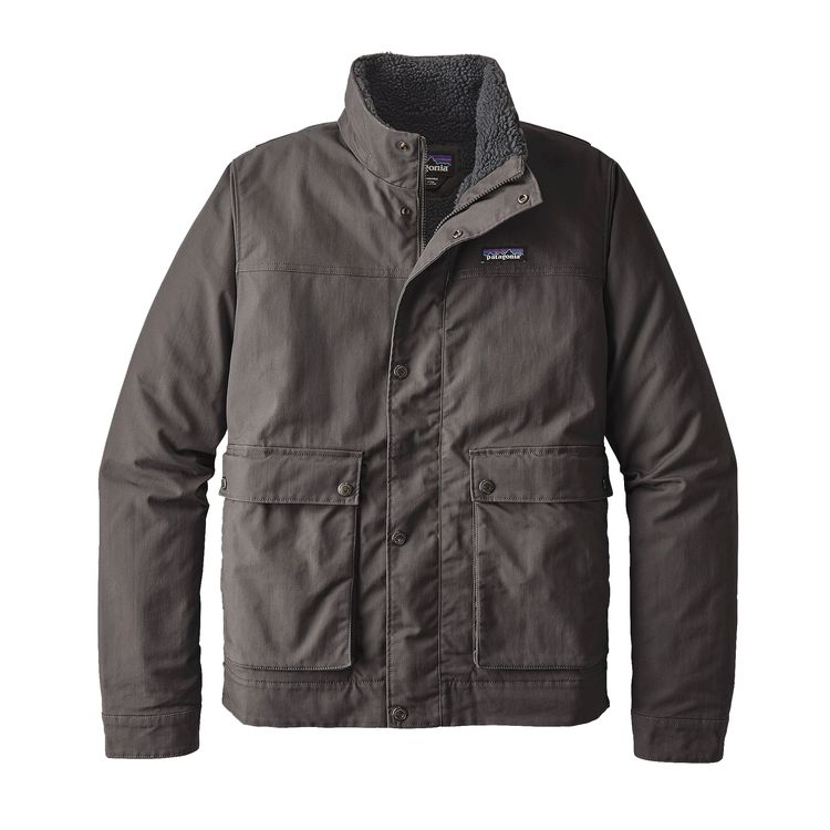 M's Maple Grove Canvas Jacket | Patagonia Bend