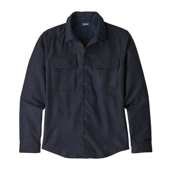 M's Longsleeved Recycled Wool Shirt