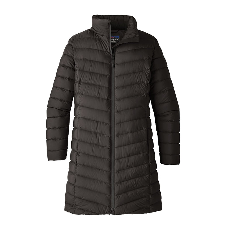 W's Silent Down Parka | Patagonia Bend