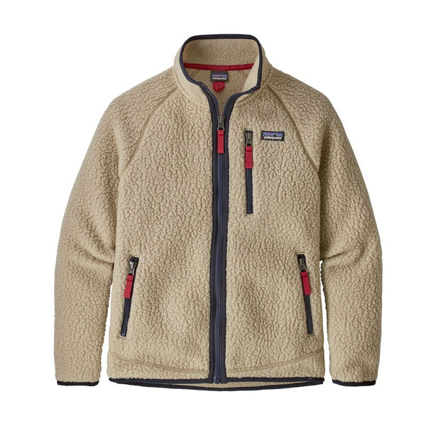 Boys' Retro Pile Jacket - Patagonia Bend