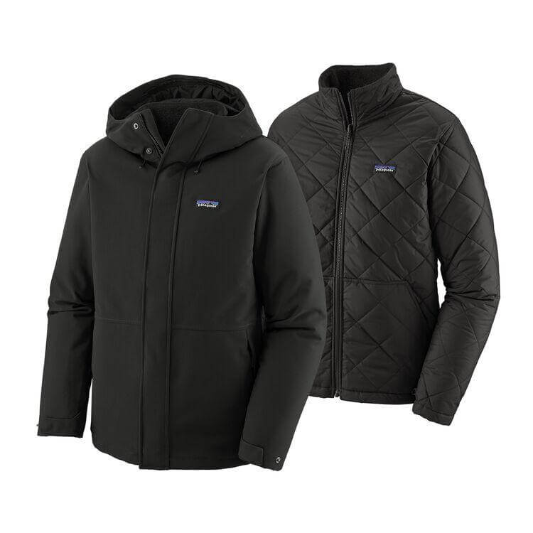 M's Lone Mountain 3-in-1 Jacket - Patagonia Bend
