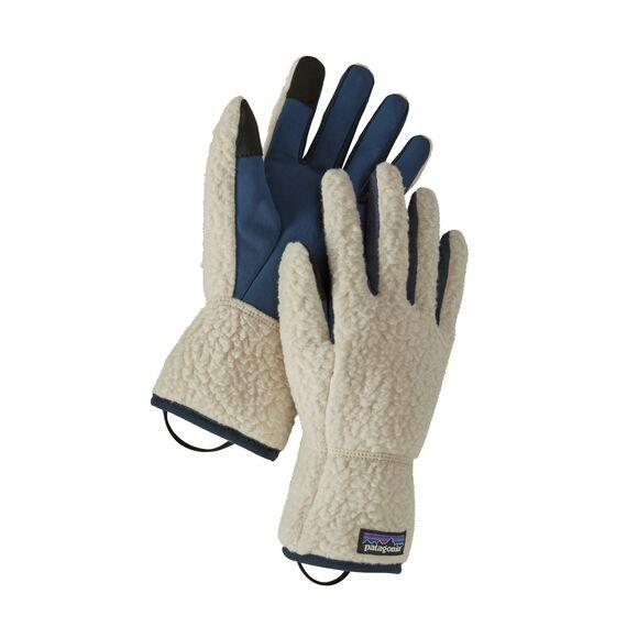 Retro Pile Gloves | Patagonia Bend