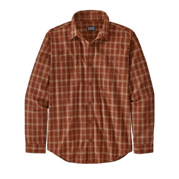 M's Longsleeved Pima Cotton Shirt