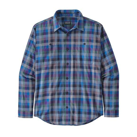 M's L/S Pima Cotton Shirt | Patagonia Bend