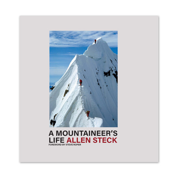 A Mountaineer's Life by Allen Steck - Patagonia Bend