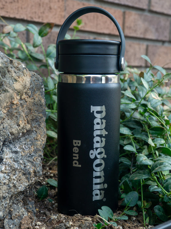 16 oz Wide Mouth Hydroflask - Patagonia Bend