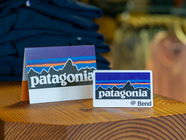 Patagonia Bend In-Store Gift Card