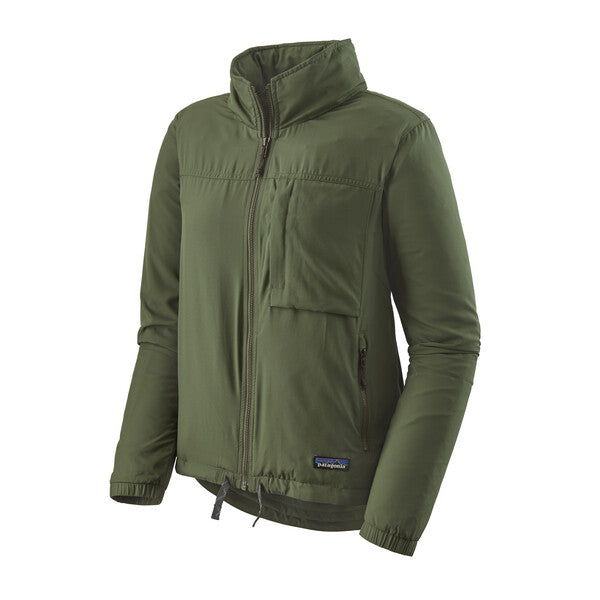 W's Mountain View Jacket - Patagonia Bend