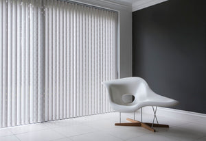 PVC Vertical blinds Edinburgh