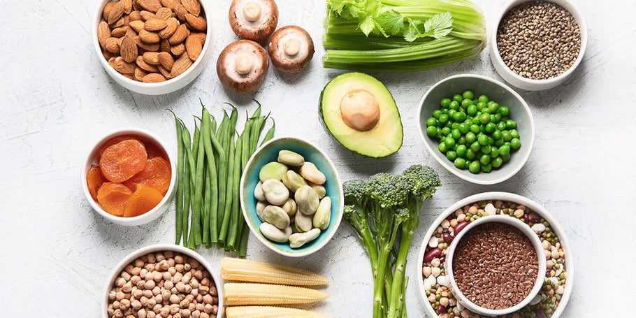 Plant-based diets. What you need to know to get started.