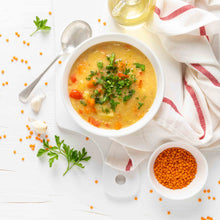Load image into Gallery viewer, Panang Vegetable Freeze Dried Soup Mix