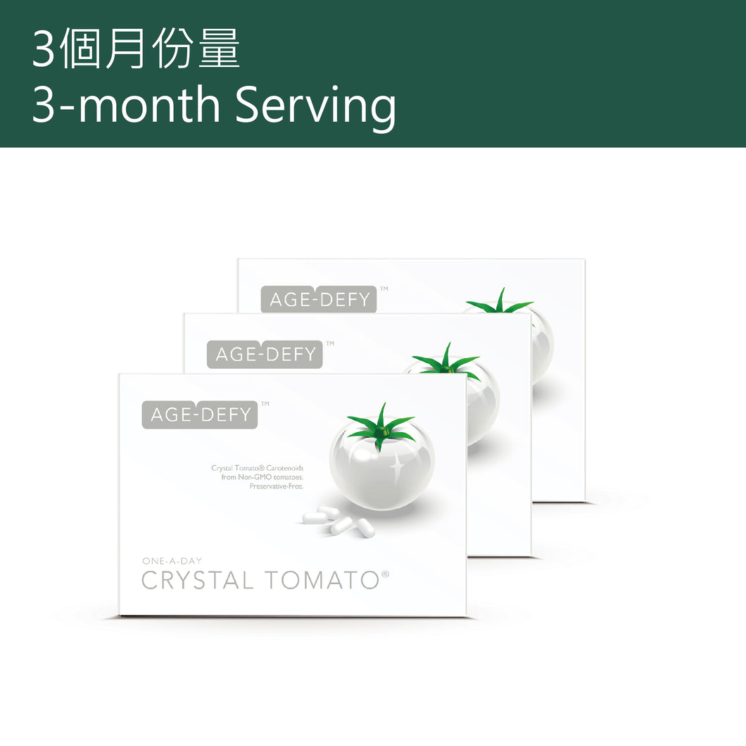【3-month Serving】Crystal Tomato® Oral Supplement