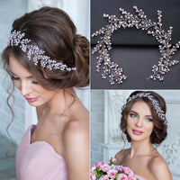 Bridal Headbands - Lillie