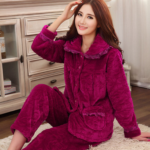 Best quality women nightwear/Women Sleepwear - Lillie
