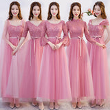 Bridesmaid Long Dresses/ Wedding Party Gowns - Lillie