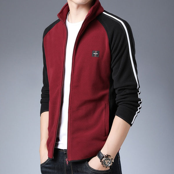 Men's Jacket / Trend Street Wear Overcoat for Men - Lillie