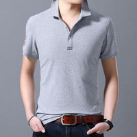 Men's Casual T-Shirt / Designer Polo Shirt for Men - Lillie