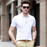 Men's T-Shirts / Casual Brand Polo T-shirt for Men - Lillie