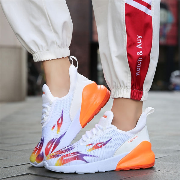 270 Model Outdoor Non-slip Men/Women Running Sneakers/  High Quality New Women Sports Shoes - Lillie
