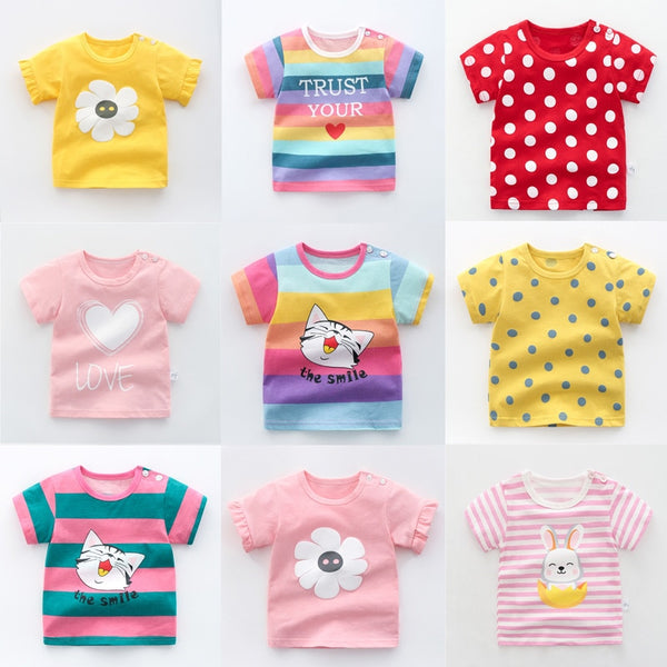 Baby T-Shirts - Lillie