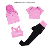 Women sportswear for Running, yoga, fitness, outdoor, workout - Lillie