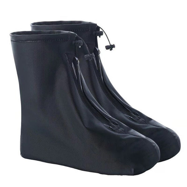 Waterproof Shoe Covers / Rain Flats Ankle Boots Cover - Lillie