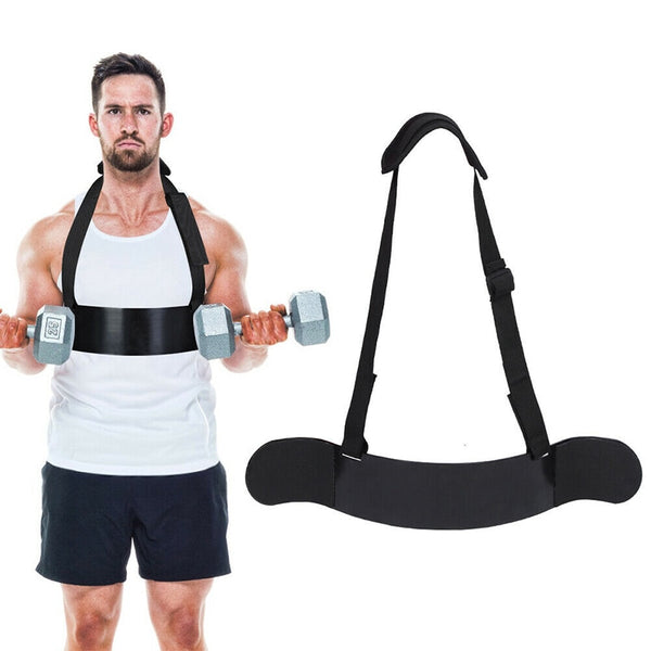 Sport Accessories - Gym Training Board / Light Weightlifting Arm Adjustable Straps / Weight Lifting Fitness Equipment - Lillie