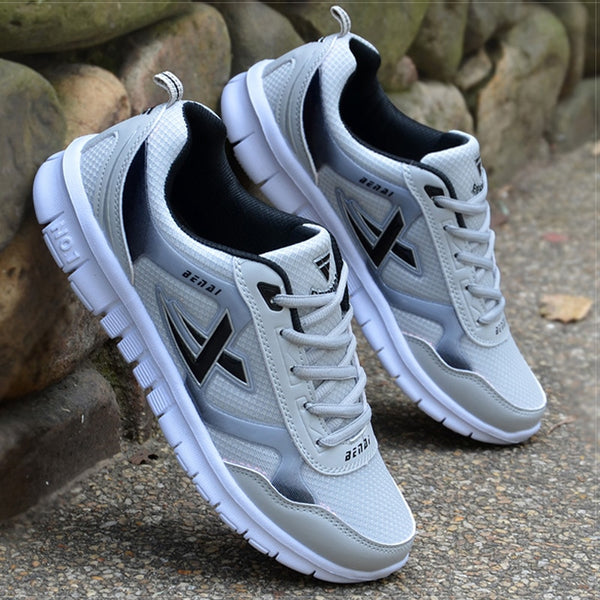 Men's Sports Shoes & Casual Sneakers /  fashion Summer Breathable shoes for men - Lillie
