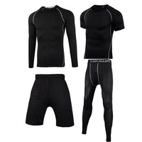 Men's Tracksuits / Breathable Quality Compression Sport Suits - Lillie