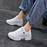 Women's Sports & Casual Sneakers/ Platform Casual Walking Sneakers - Lillie
