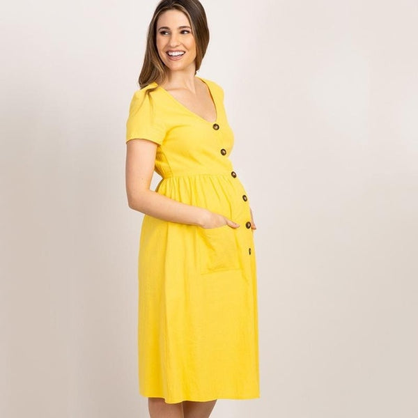 Maternity Dresses / Pregnancy Dress - Lillie