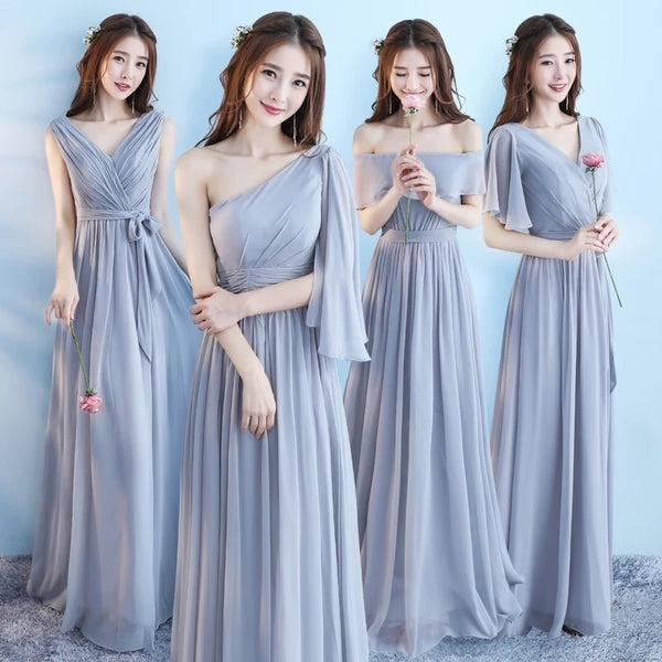 Bridesmaid Dresses / Wedding Party Dress Long Gala Gowns - Lillie