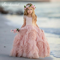 Flower Girl Dresses /Wedding Party Gowns - Lillie