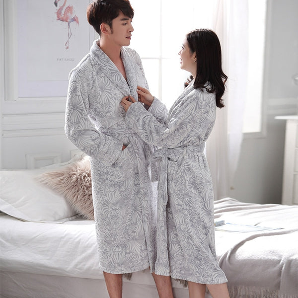 Couple Robes/Sleepwear - Lillie
