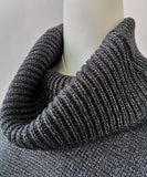 Women Knitted Turtleneck Sweater / Casual Soft polo-neck Jumper / Elasticity Pullovers for women - Lillie