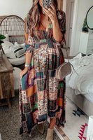 Maternity Maxi Dress / Pregnancy Clothes - Lillie