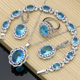 Bridal Jewelry Sets / Jewelry For Women Bracelet Set Earrings and Ring Fashion - Lillie
