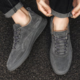Men Shoes / Genuine Leather Loafers / comfortable Oxfords Casual Shoes for Men - Lillie