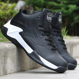 Professional Basketball Shoes for Men/ Waterproof  Cushioning Hombre Athletic Men's Shoes - Lillie