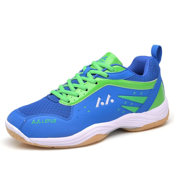 Outdoor Sports Breathable Sneakers for men and women / New Badminton Shoes  / High quality Tennis shoes - Lillie