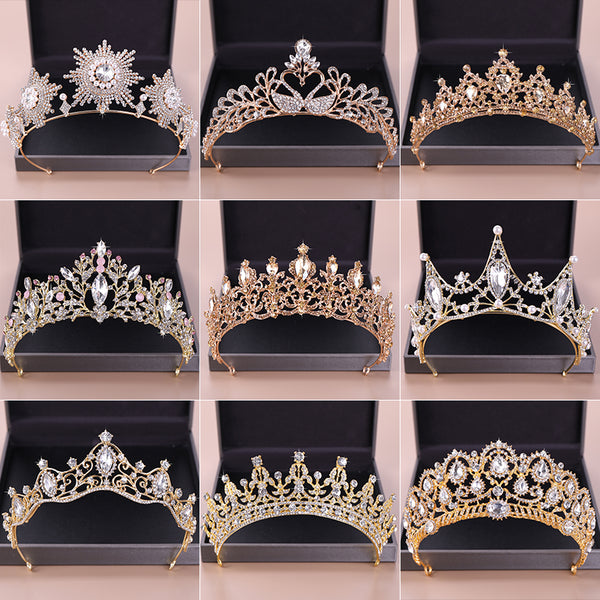 Bridal Crowns /Tiaras - Lillie
